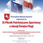 IX Piknik Patriotyczno-Sportowy z okazji Święta Flagi
